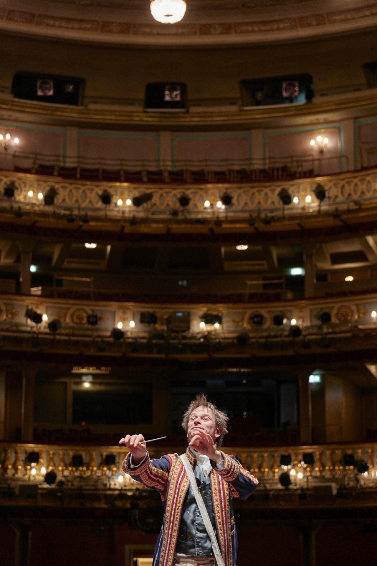 Auf Beethovens Spuren im Theater an der Wien
