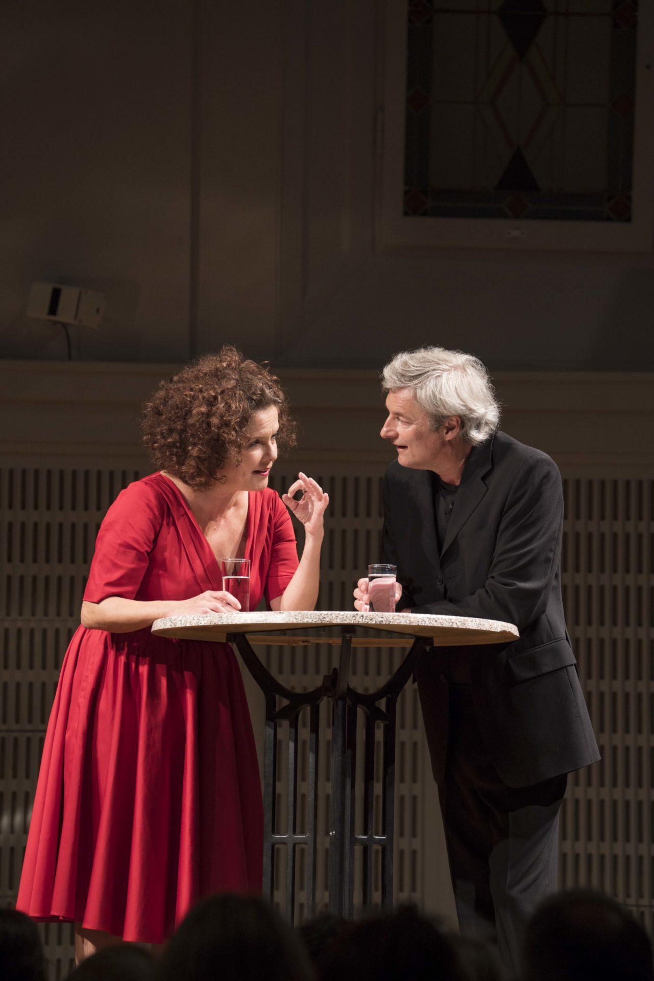 Alfred Dorfer, Angelika Kirchschlager und ein toter Pudel