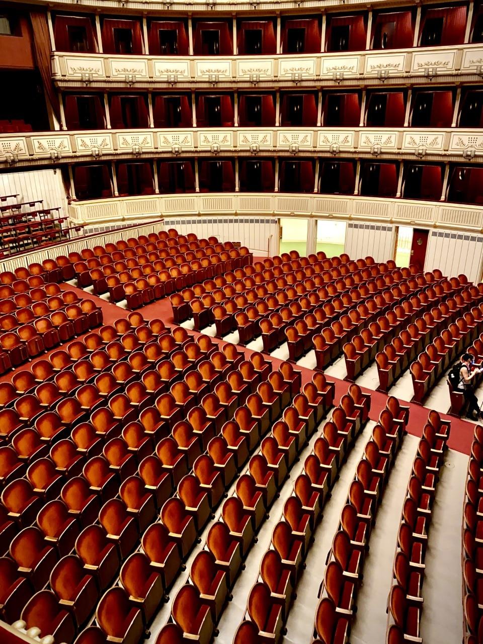 Wiener Staatsoper spielt im Dezember für das Fernsehpublikum