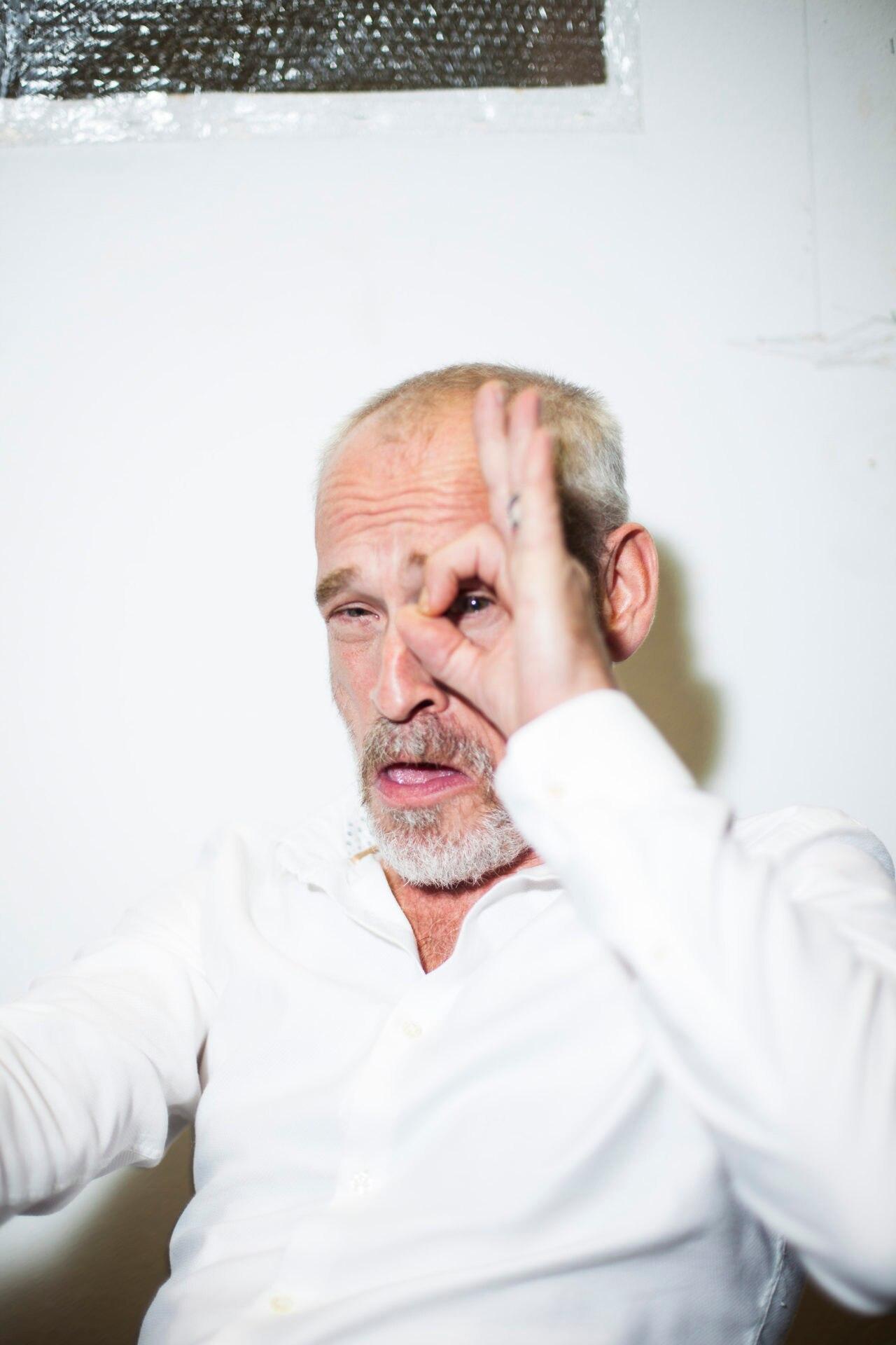 """Johannes Krisch spielt den Bockerer: """"Seid wachsam"""""""