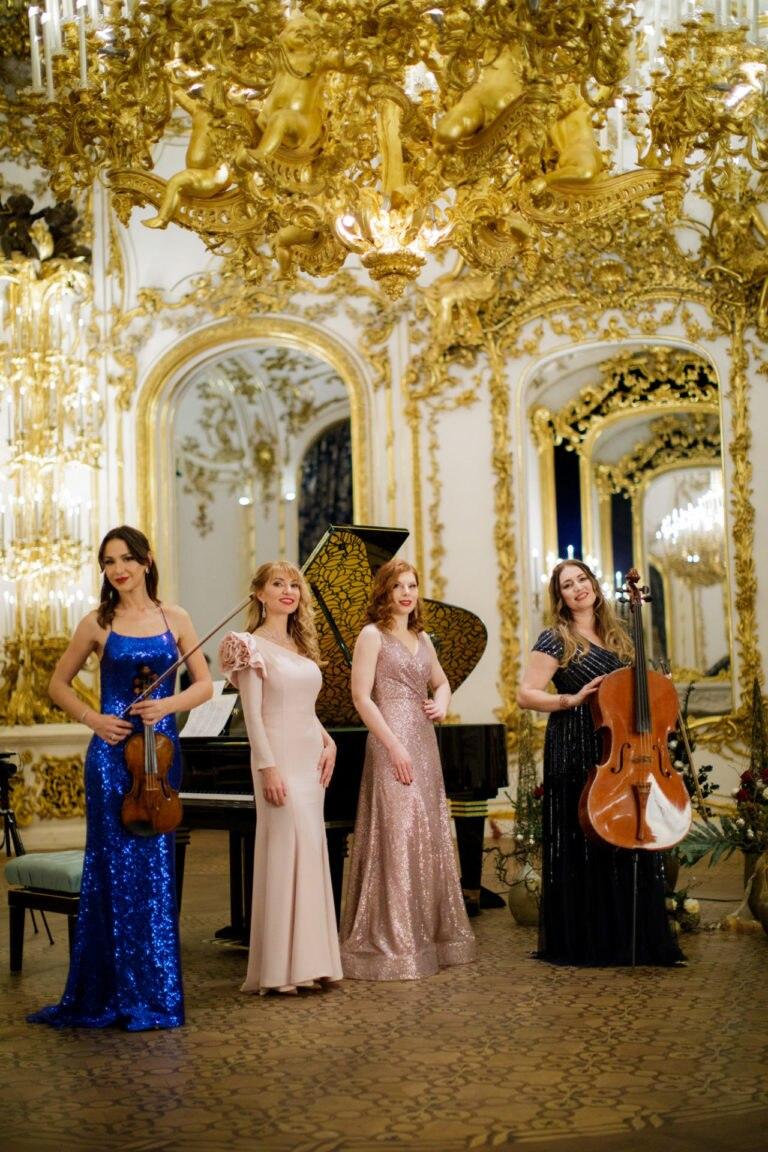 Rusanda Panfili, Donka Angatscheva, Teresa Vogel und Teodora Miteva – Die Kunst Lebt Weiter