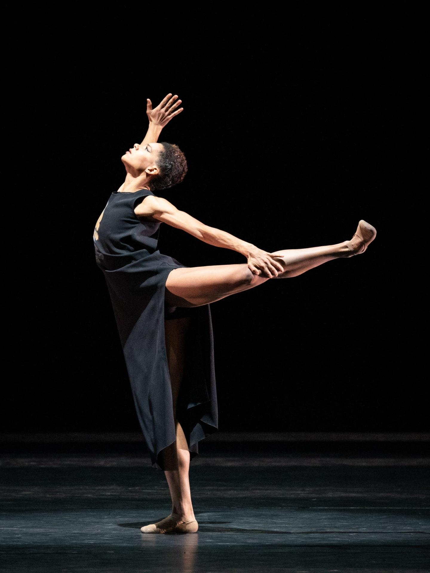 Rebecca Horner tanzt Mahler: Große Gefühle in der leeren Staatsoper
