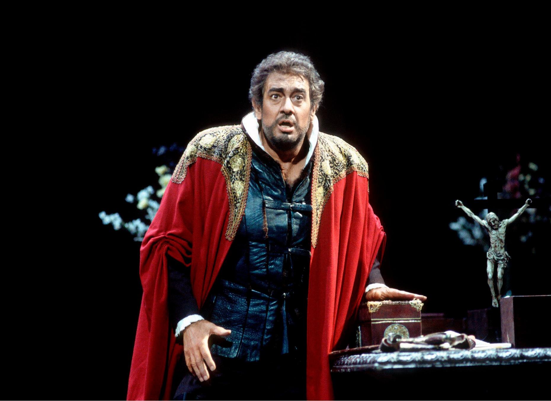 Plácido Domingo: Über Ritterschlag und Majestätsbeleidigung