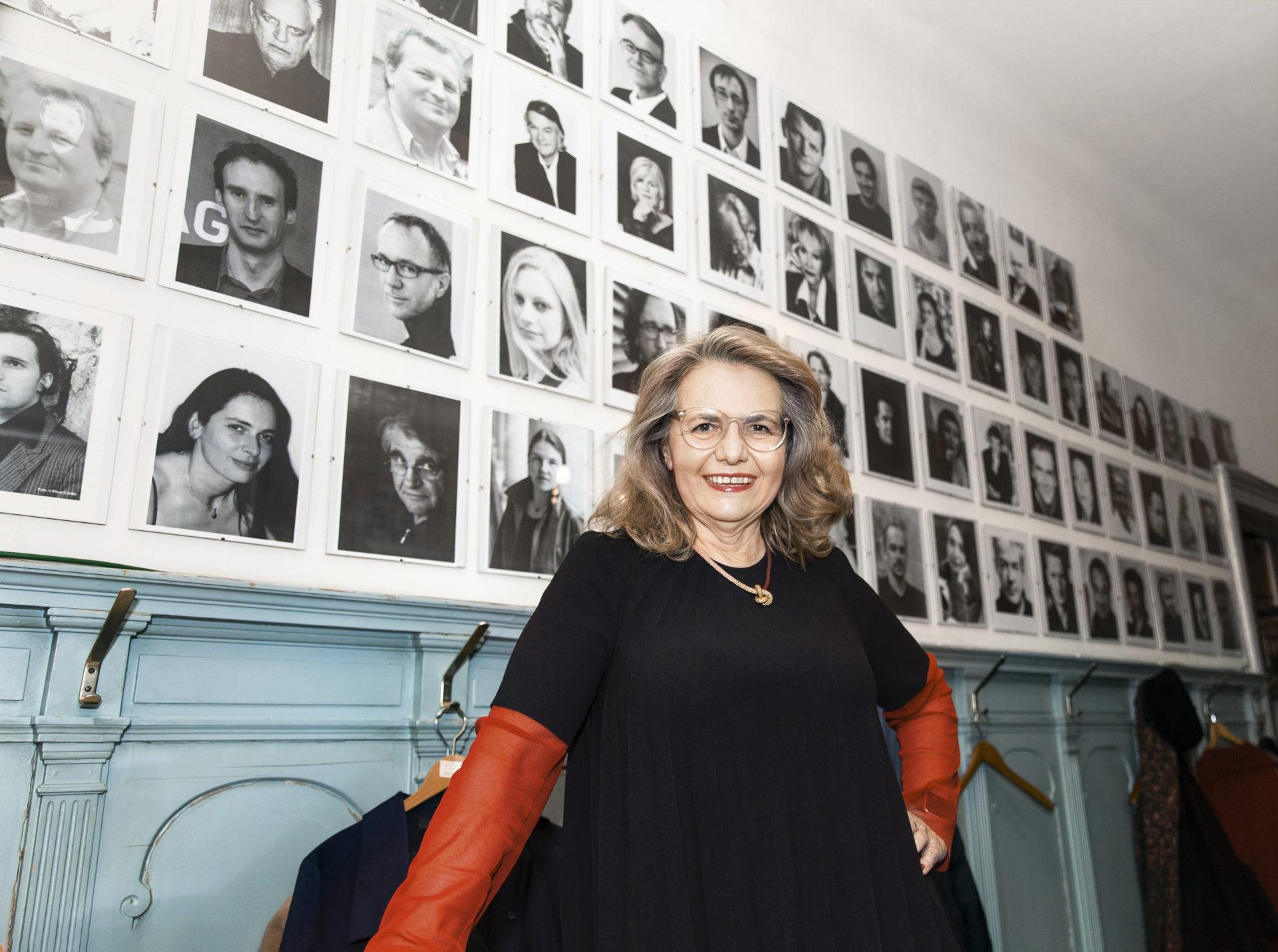 Ohne sie geht gar nichts: Maria Teuchmann