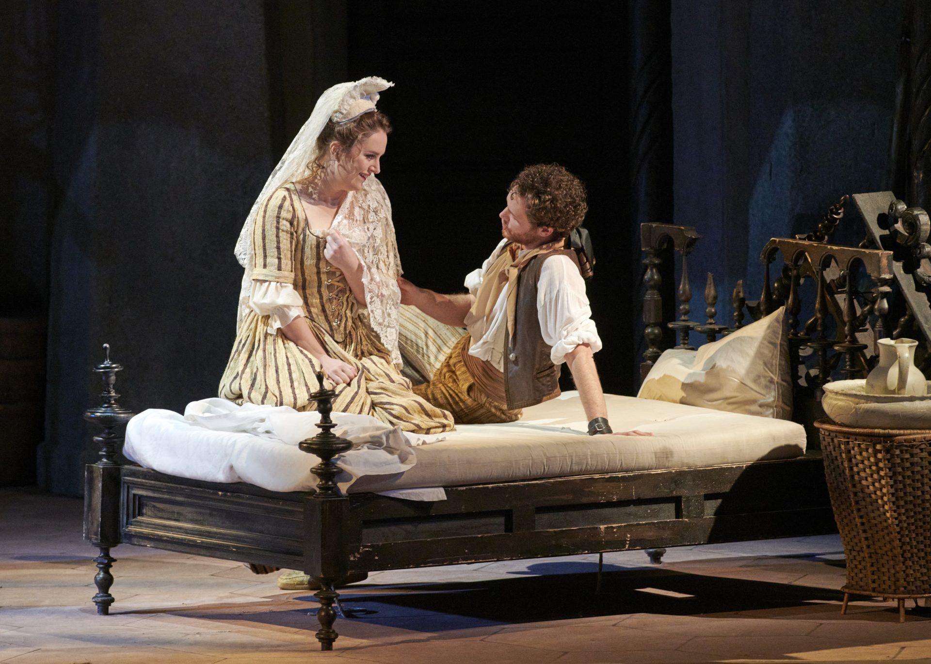 """Fernsehpremiere von """"Le Nozze di Figaro"""" aus der Staatsoper"""