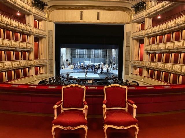 Die Wiener Staatsoper als Museum erleben? Kein Problem!