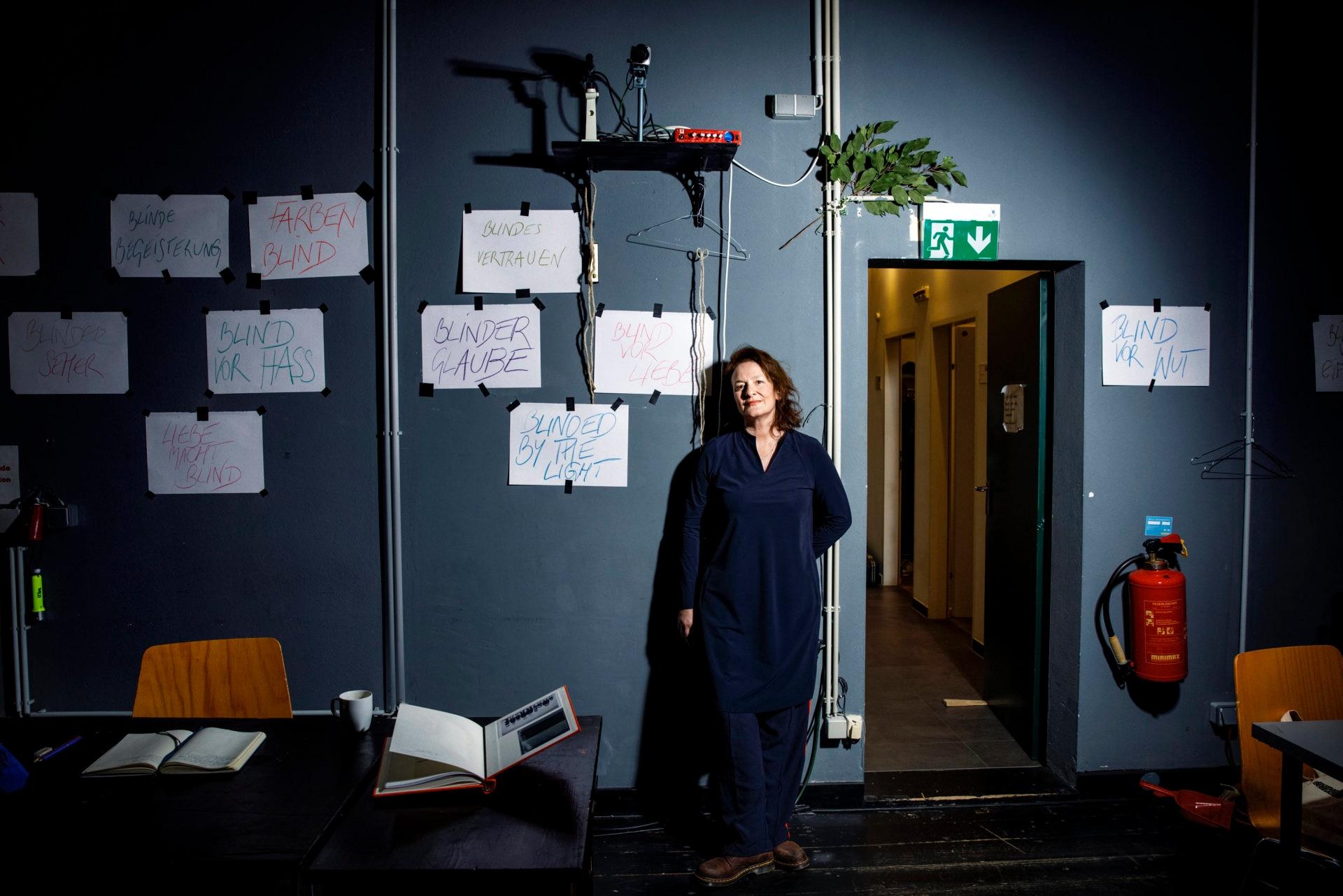 """Stephanie Mohr inszeniert """"Die Stadt der Blinden"""""""