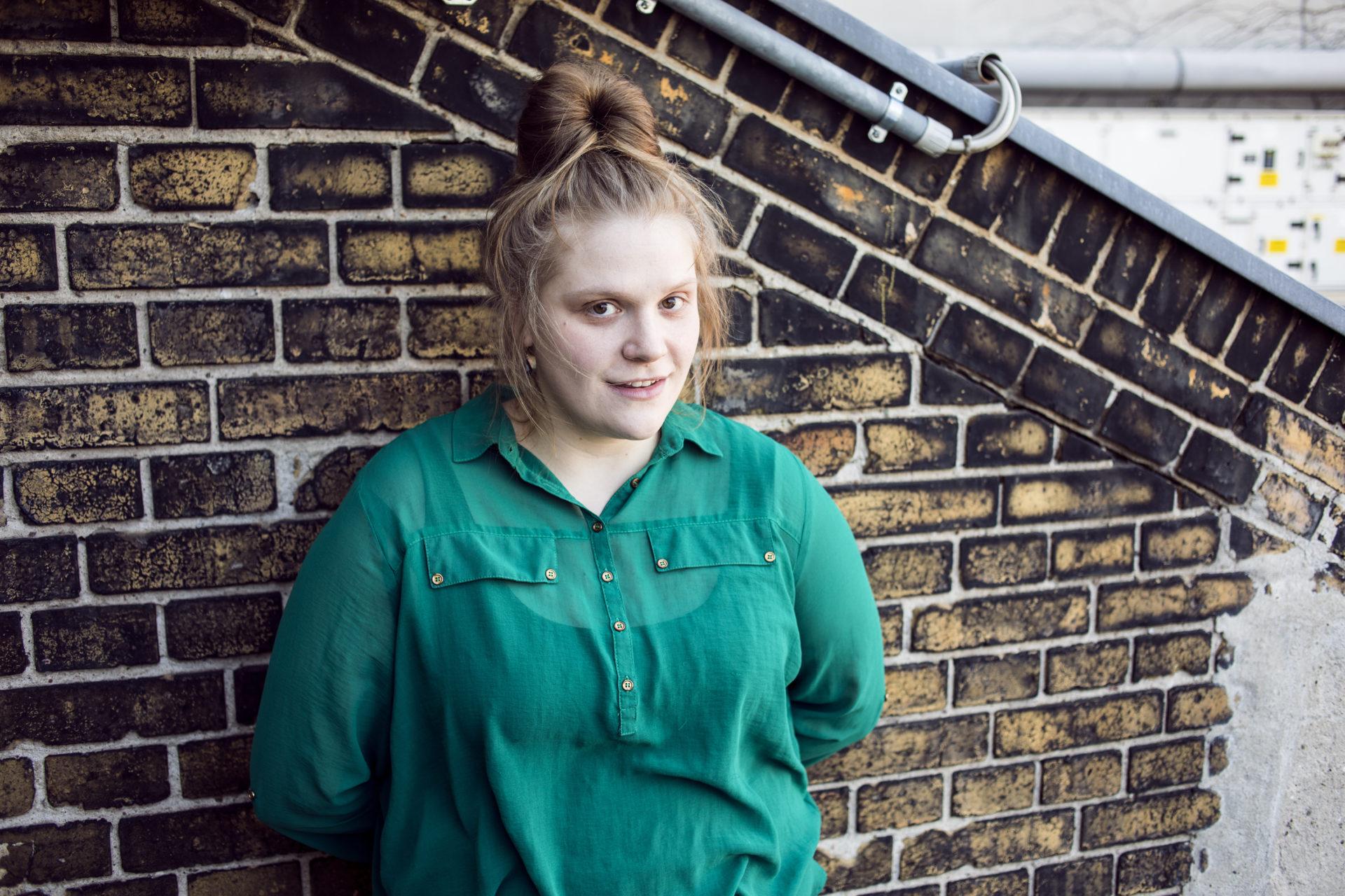 Stefanie Reinsperger: Schweiß, Tränen und blaue Flecken
