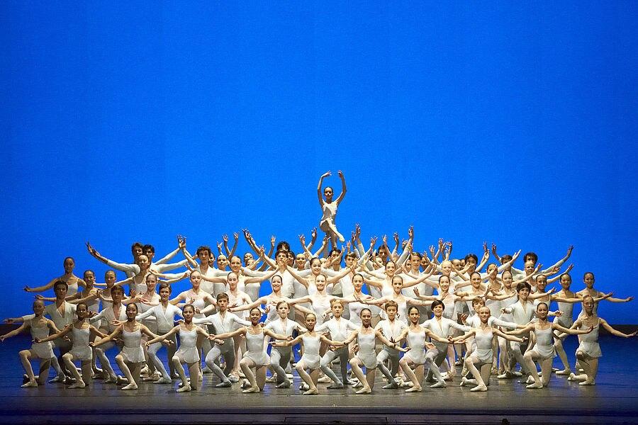 Matinee der Ballettakademie der Wiener Staatsoper