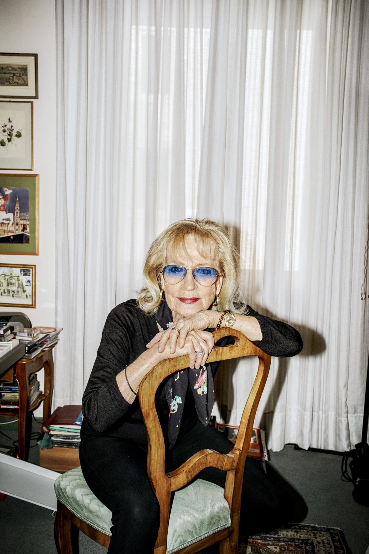Die letzte Diva: Zu Besuch bei Dagmar Koller