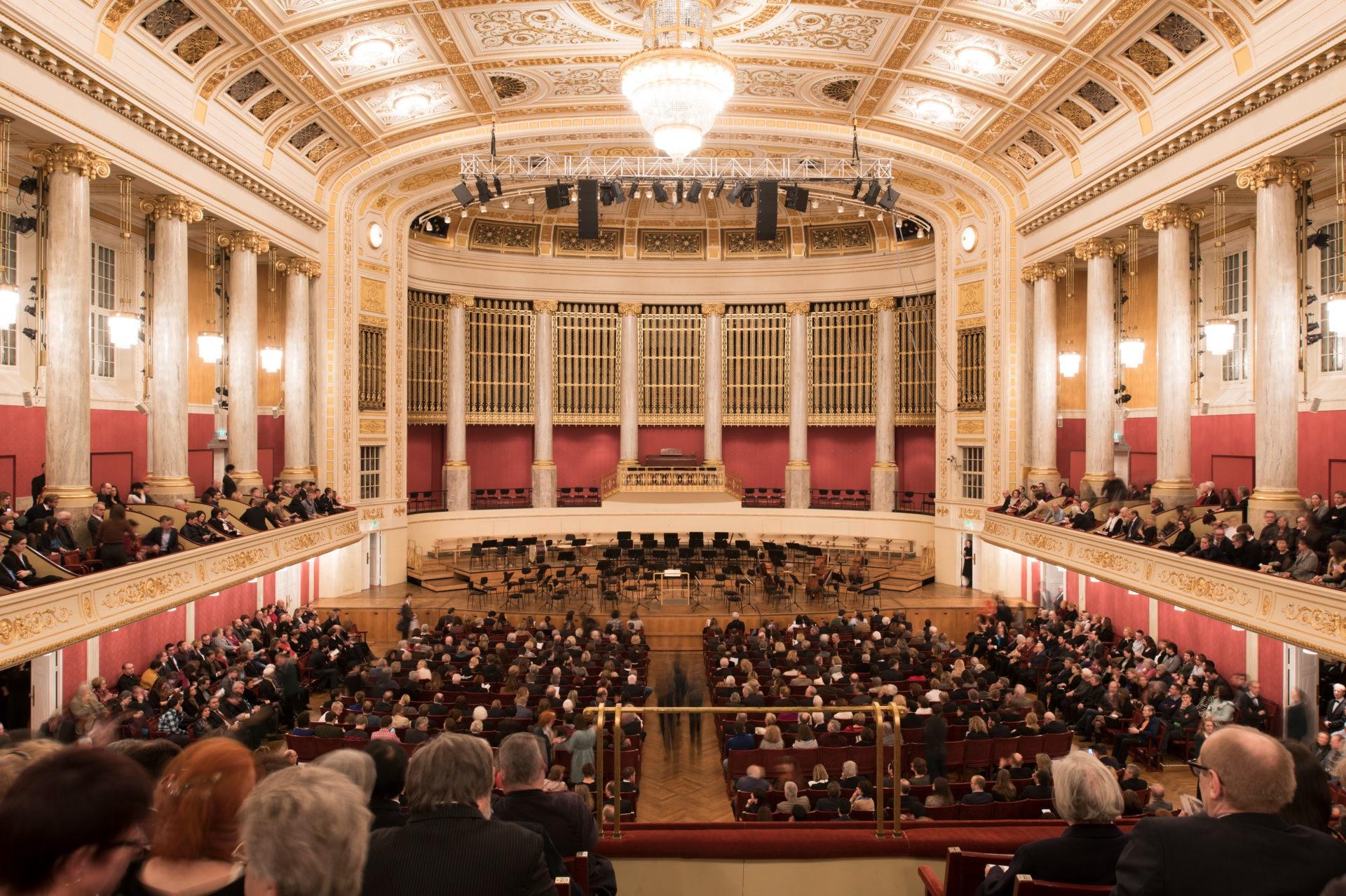 Wiener Konzerthaus verlängert Saison mit hochkarätigen Künstler:innen